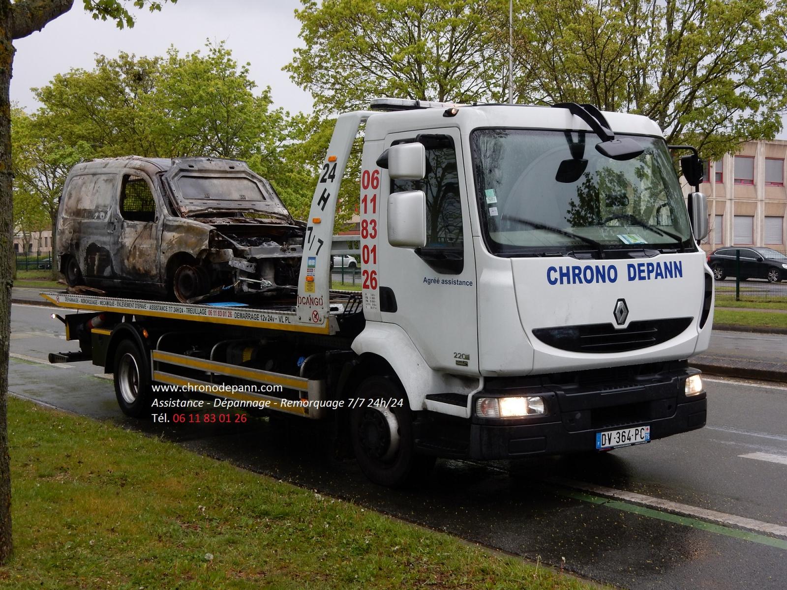 Destruction de v hicule depannage voiture - Porter plainte pour degradation de vehicule ...